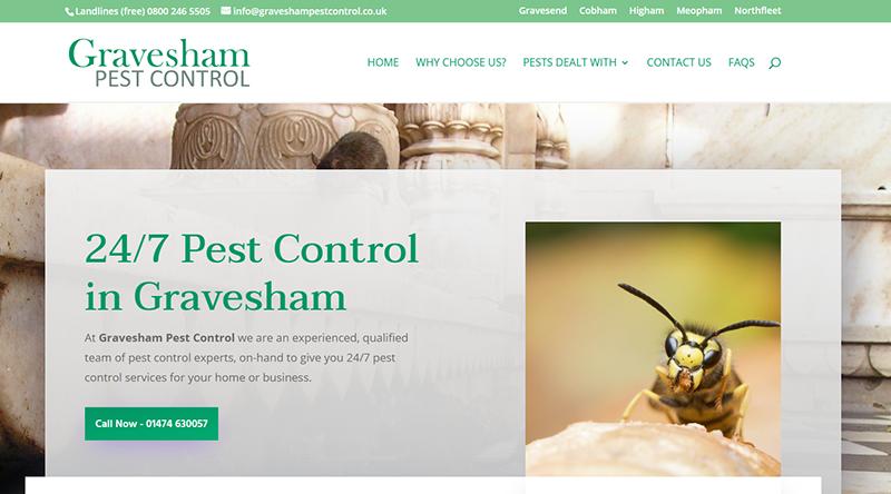 Gravesham Pest Control